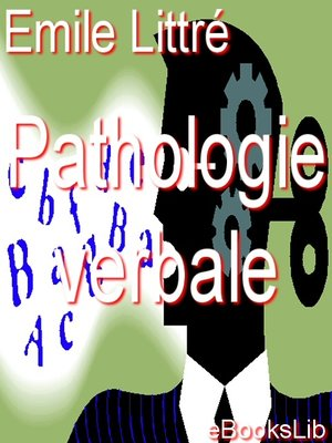 cover image of Pathologie verbale