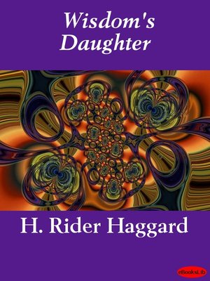 cover image of Wisdom's Daughter