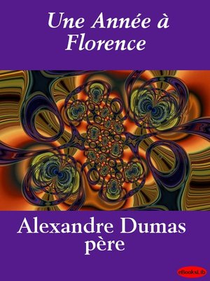 cover image of Une Année à Florence