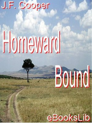 cover image of Homeward Bound