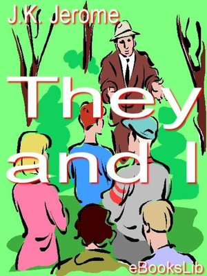 cover image of They and I