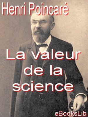 cover image of La valeur de la science