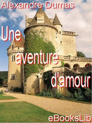 cover image of Une aventure d'amour