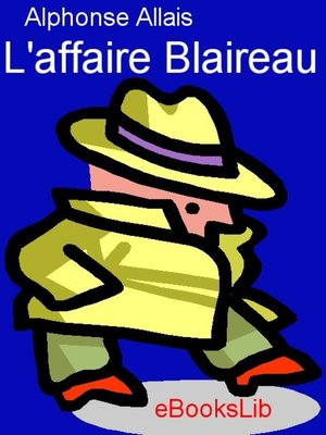 cover image of L'Affaire Blaireau