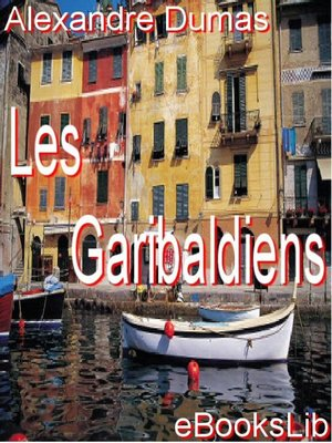 cover image of Les Garibaldiens