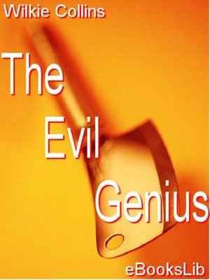 cover image of The Evil Genius