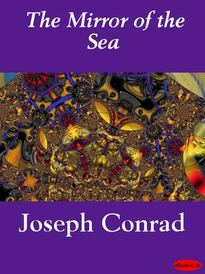 cover image of The Mirror of the Sea
