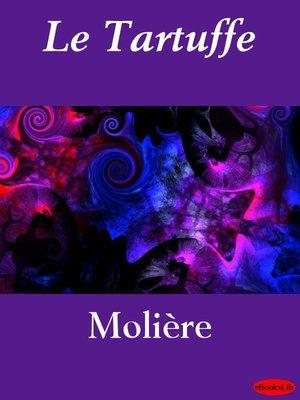 cover image of Le Tartuffe