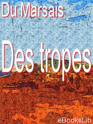cover image of Des tropes