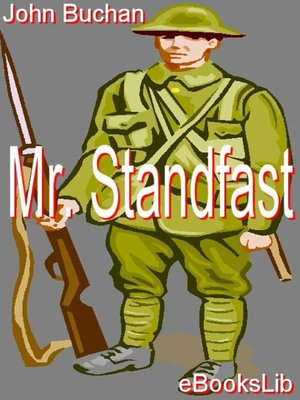 cover image of Mr. Standfast