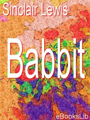 cover image of Babbit