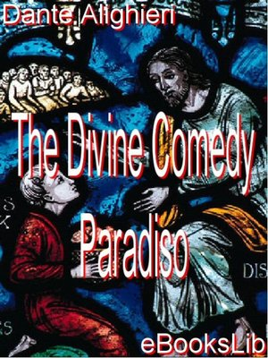 cover image of The Divine Comedy - Paradiso