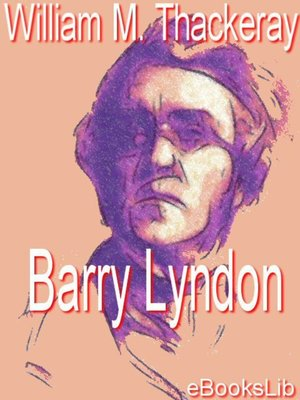 cover image of Barry Lyndon