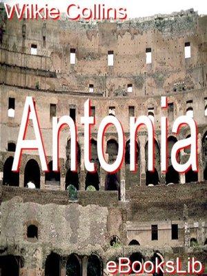 cover image of Antonina