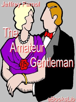 cover image of The Amateur Gentleman