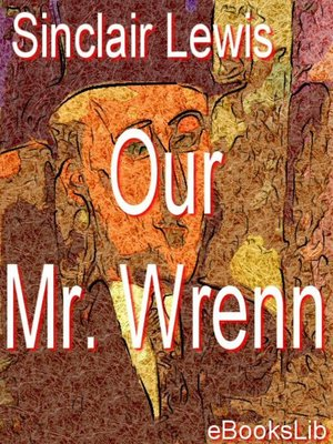 cover image of Our Mr. Wrenn