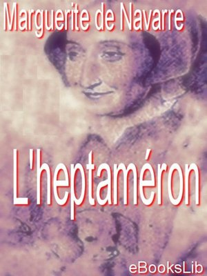 cover image of L'heptaméron