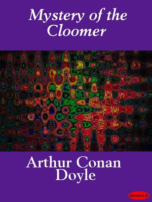 cover image of Mystery of the Cloomer