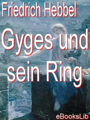cover image of Gyges und sein Ring