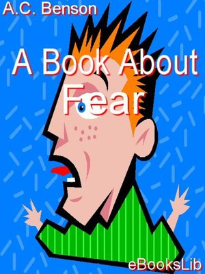 cover image of A Book about Fear