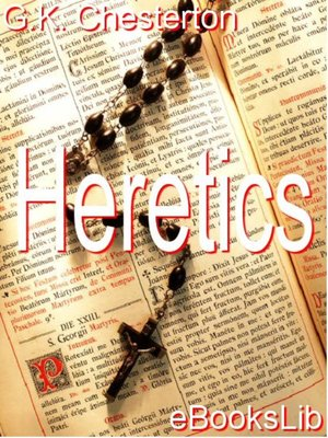 cover image of Heretics