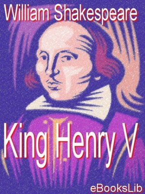 cover image of King Henry V