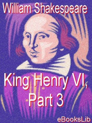 cover image of King Henry VI, Part 3