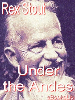 cover image of Under the Andes
