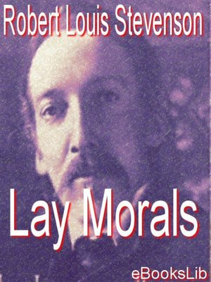 cover image of Lay Morals