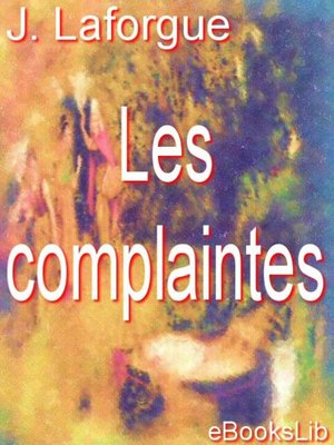 cover image of Les complaintes