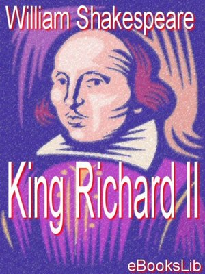 cover image of King Richard II