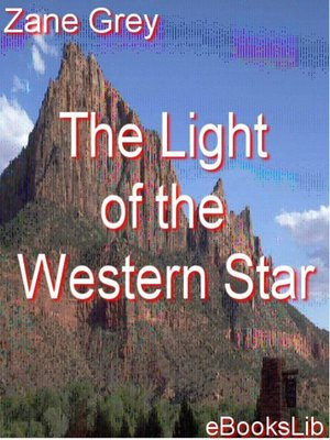 cover image of The Light of Western Stars
