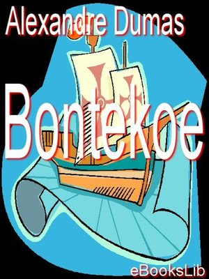 cover image of Bontekoe