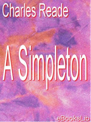 cover image of A Simpleton
