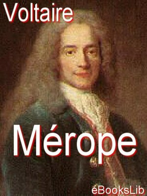 cover image of Mérope