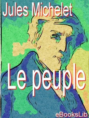 cover image of Le peuple