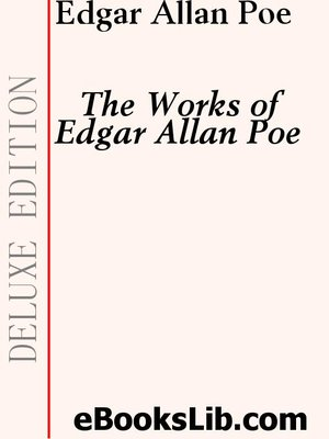 cover image of The Works of Edgar Allen Poe