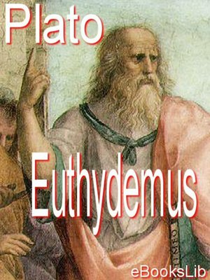 cover image of Euthydemus