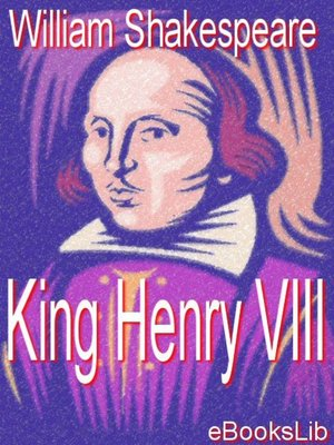 cover image of King Henry VIII