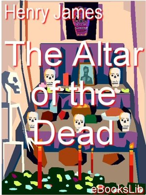 cover image of The Altar of the Dead