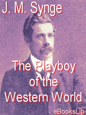 cover image of The Playboy of the Western World