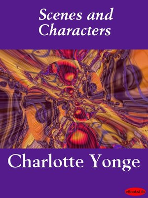 cover image of Scenes and Characters