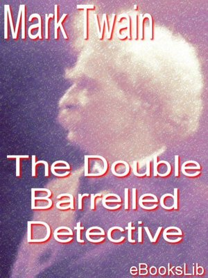 cover image of The Double Barrelled Detective