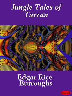 cover image of Jungle Tales of Tarzan