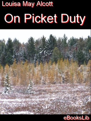 cover image of On Picket Duty