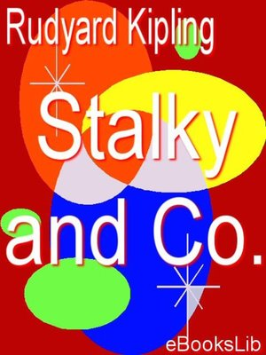 cover image of Stalky and Co.