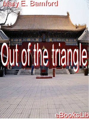 cover image of Out Of The Triangle