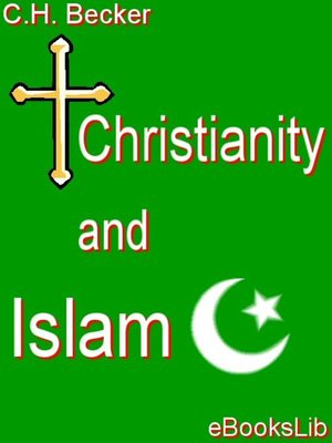 cover image of Christianity and Islam