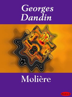 cover image of Georges Dandin