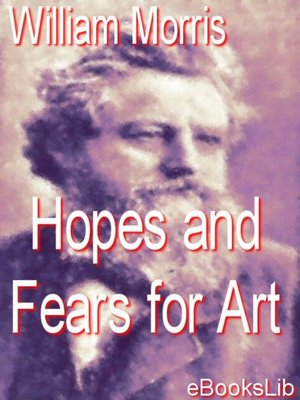cover image of Hopes and Fears for Art